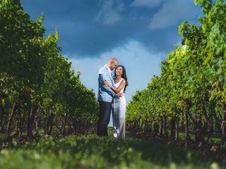 The wedding of Drithal and Bav