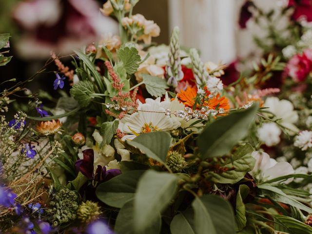 Dave and Syd's wedding in Dawson Creek, British Columbia 1
