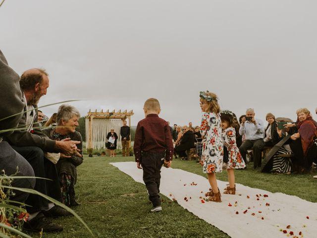 Dave and Syd's wedding in Dawson Creek, British Columbia 11