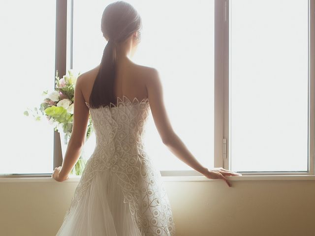 Chrystal and Jonathan's wedding in Vancouver, British Columbia 3