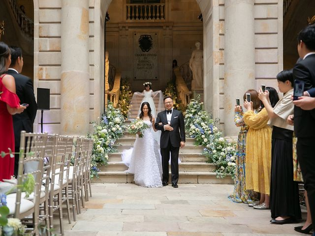 Chrystal and Jonathan's wedding in Vancouver, British Columbia 7