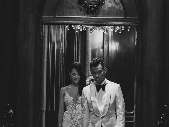 Chrystal and Jonathan's wedding in Vancouver, British Columbia 9