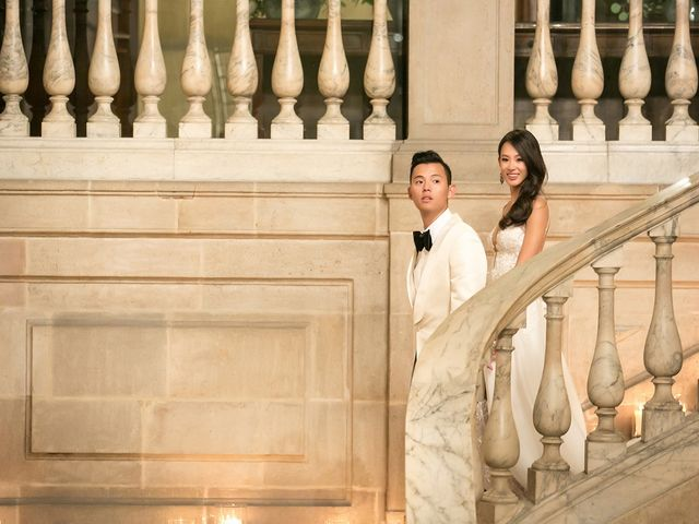 Chrystal and Jonathan's wedding in Vancouver, British Columbia 11