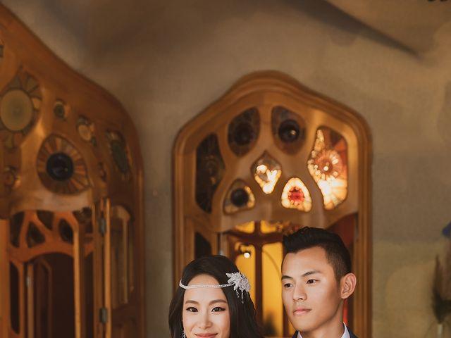 Chrystal and Jonathan's wedding in Vancouver, British Columbia 15