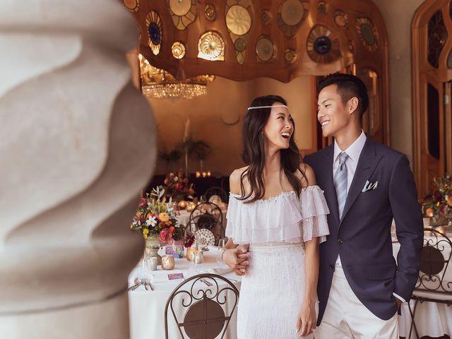 Chrystal and Jonathan's wedding in Vancouver, British Columbia 16