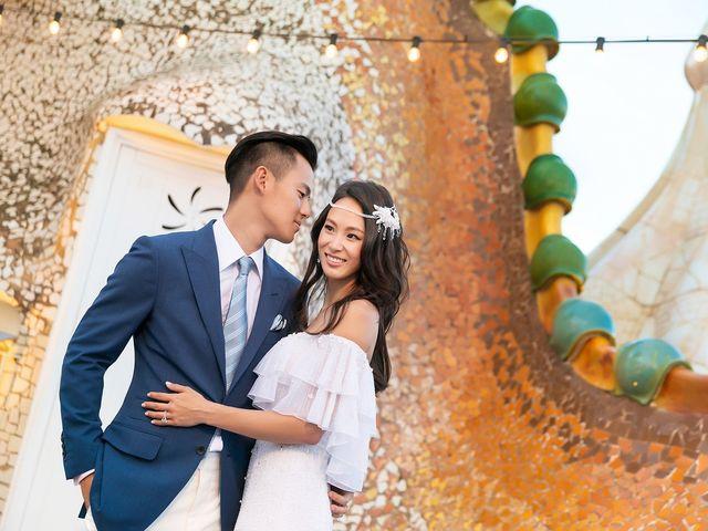 Chrystal and Jonathan's wedding in Vancouver, British Columbia 25