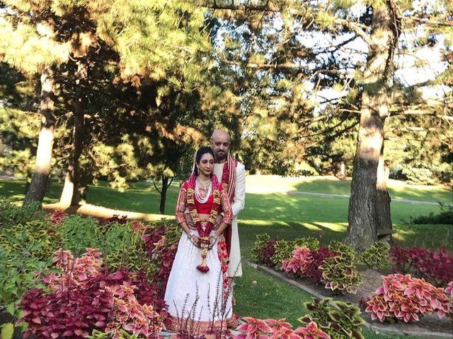 Bav and Drithal's wedding in Niagara on the Lake, Ontario 10