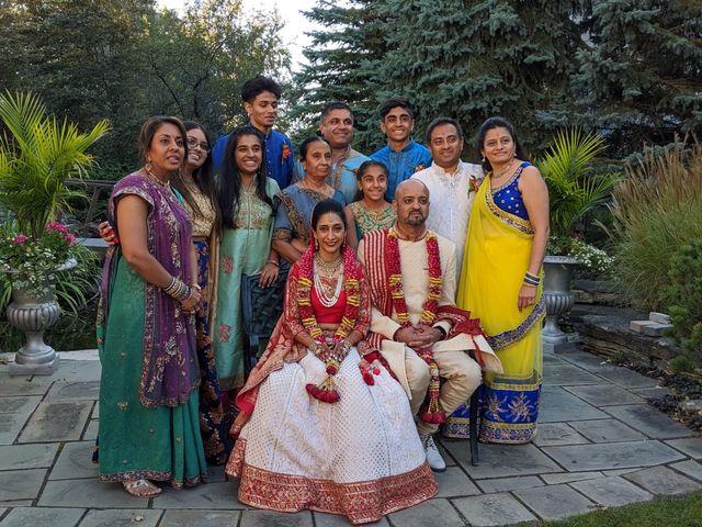 Bav and Drithal's wedding in Niagara on the Lake, Ontario 18