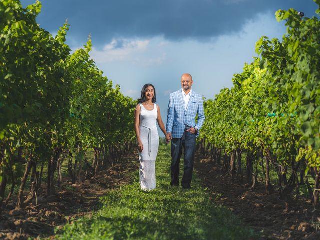 Bav and Drithal's wedding in Niagara on the Lake, Ontario 26