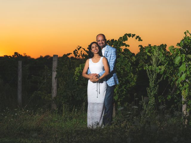 Bav and Drithal's wedding in Niagara on the Lake, Ontario 29
