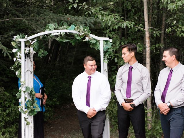 Dusty and Isa's wedding in Fort St John, British Columbia 23