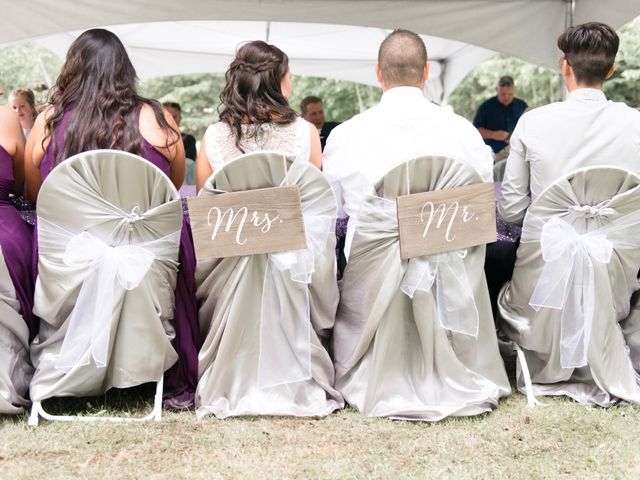 Dusty and Isa's wedding in Fort St John, British Columbia 43