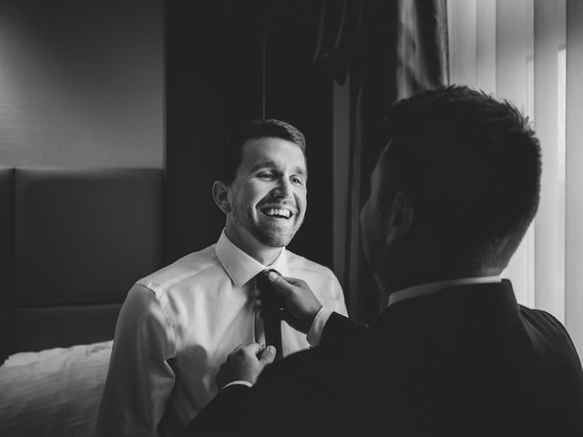 Vanessa and Dylan's wedding in Alton, Ontario 6
