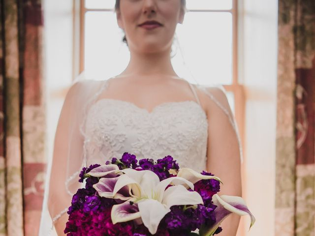 Vanessa and Dylan's wedding in Alton, Ontario 16