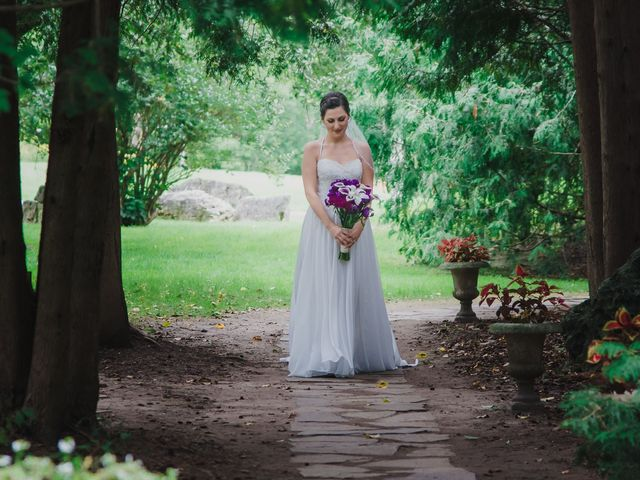 Vanessa and Dylan's wedding in Alton, Ontario 18