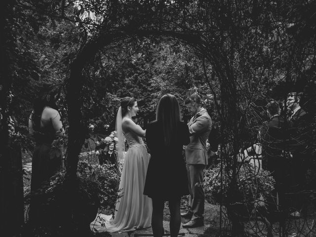 Vanessa and Dylan's wedding in Alton, Ontario 19