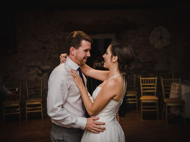 Vanessa and Dylan's wedding in Alton, Ontario 33