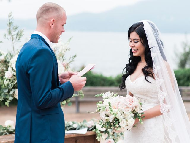 Craig and Flor's wedding in Vancouver, British Columbia 17