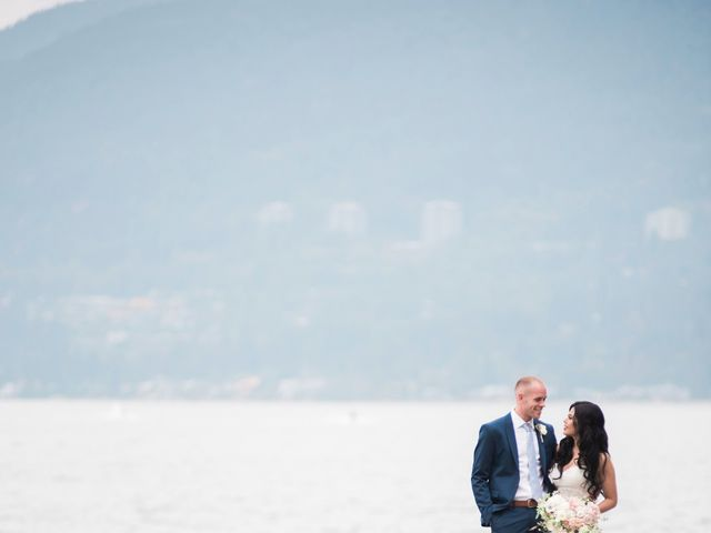 Craig and Flor's wedding in Vancouver, British Columbia 22