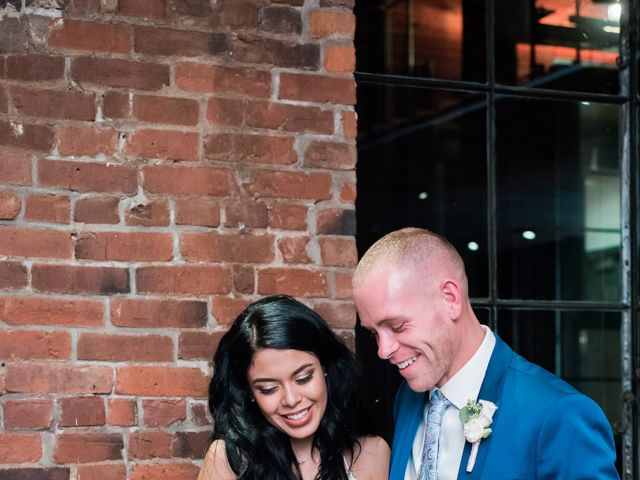 Craig and Flor's wedding in Vancouver, British Columbia 40