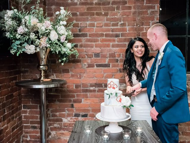 Craig and Flor's wedding in Vancouver, British Columbia 41