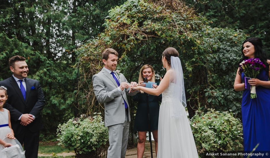 Vanessa And Dylan's Wedding In Alton, Ontario