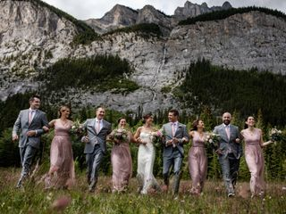 The wedding of Annie and Adam 2