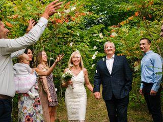 The wedding of Mimi and David 2