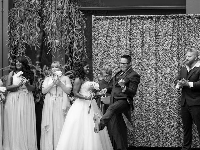 Phil and Adele's wedding in Calgary, Alberta 3