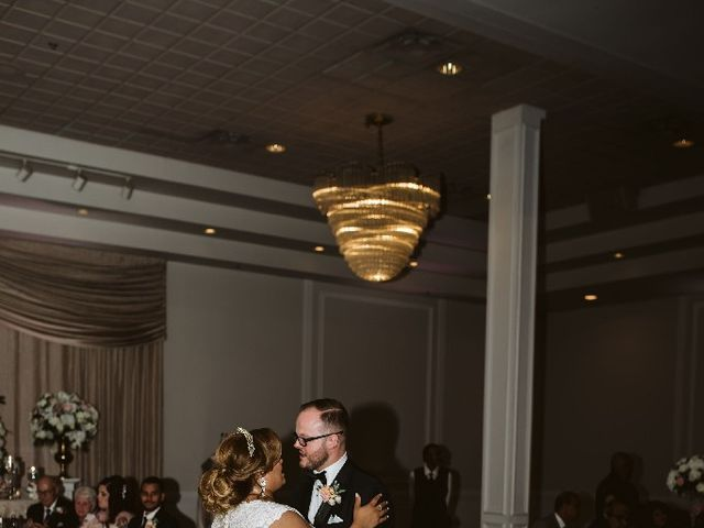 Walter and Jamieanne's wedding in Mississauga, Ontario 5