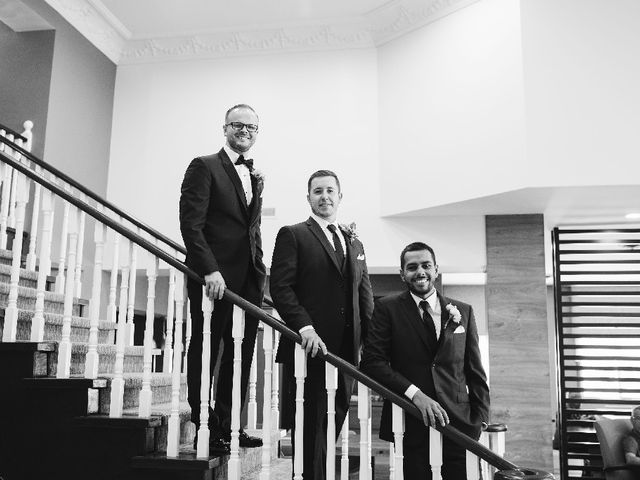 Walter and Jamieanne's wedding in Mississauga, Ontario 6