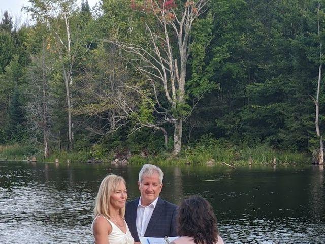 David and Mimi's wedding in Madoc, Ontario 3