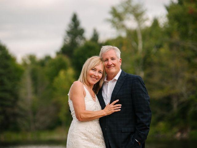 David and Mimi's wedding in Madoc, Ontario 4