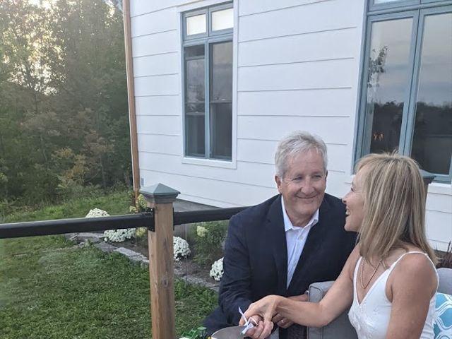 David and Mimi's wedding in Madoc, Ontario 6