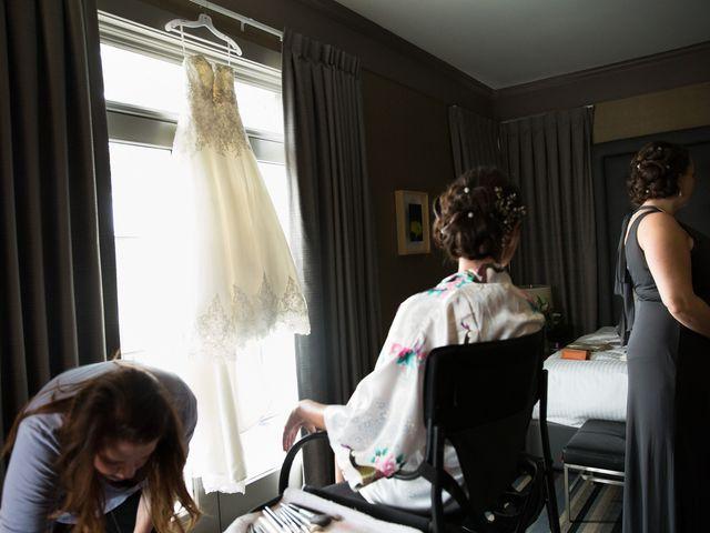 Jarrod and Holly's wedding in Calgary, Alberta 5