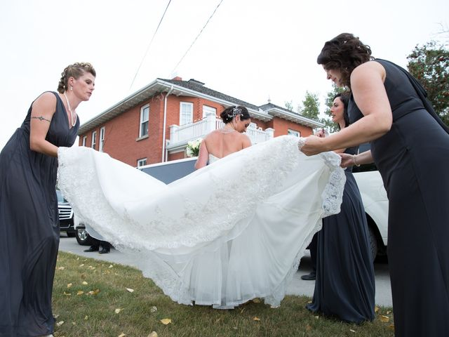 Jarrod and Holly's wedding in Calgary, Alberta 10