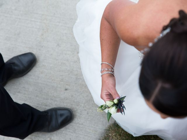 Jarrod and Holly's wedding in Calgary, Alberta 1