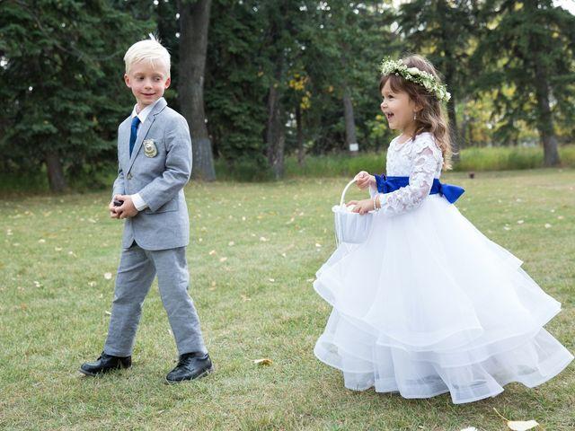 Jarrod and Holly's wedding in Calgary, Alberta 11