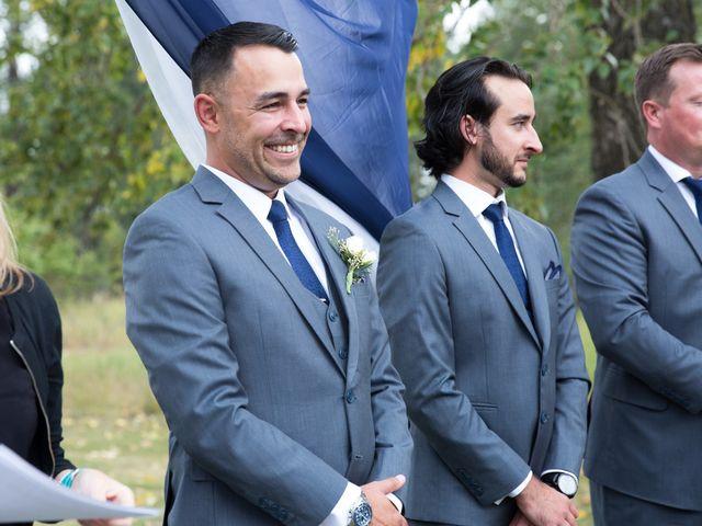 Jarrod and Holly's wedding in Calgary, Alberta 13