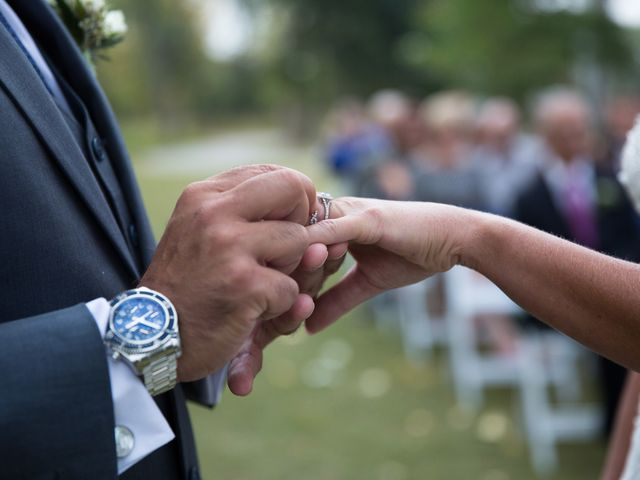 Jarrod and Holly's wedding in Calgary, Alberta 15