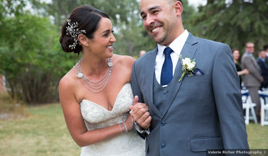 Jarrod And Holly's Wedding In Calgary, Alberta