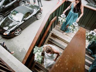 The wedding of Kirsten and Joshua 2