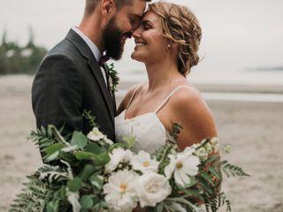 The wedding of Kirsten and Joshua