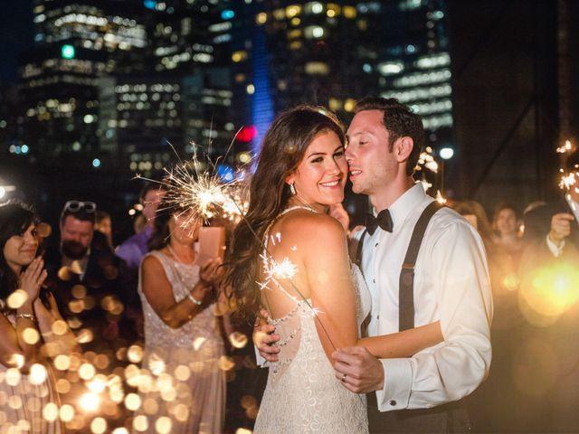 The wedding of Christine and Daniel