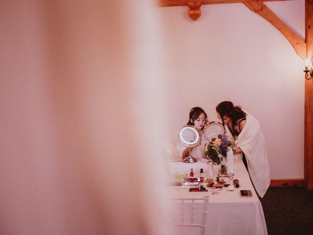 Dinghua and Yixiu's wedding in Starbuck, Manitoba 8