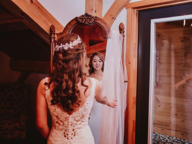 Dinghua and Yixiu's wedding in Starbuck, Manitoba 11