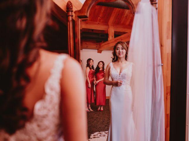 Dinghua and Yixiu's wedding in Starbuck, Manitoba 12