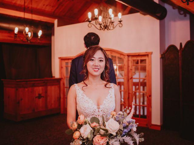 Dinghua and Yixiu's wedding in Starbuck, Manitoba 14