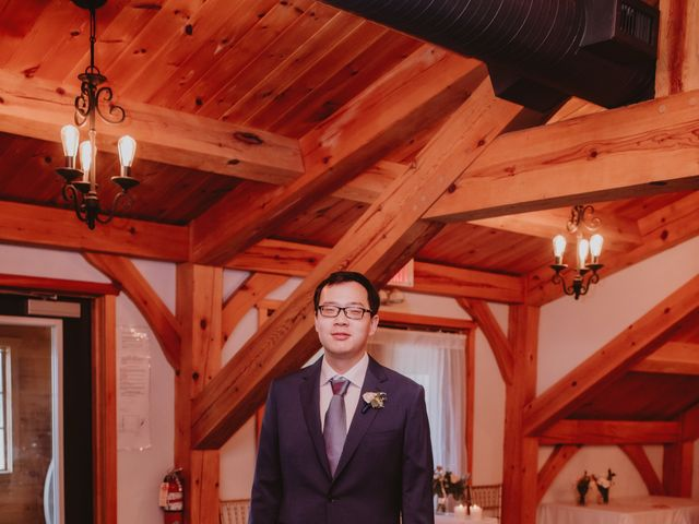 Dinghua and Yixiu's wedding in Starbuck, Manitoba 15