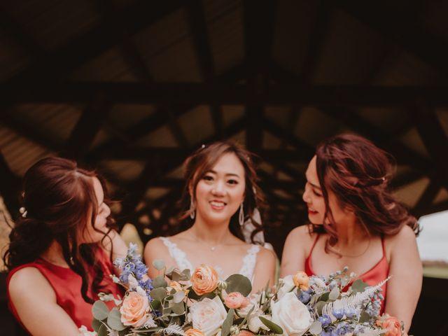 Dinghua and Yixiu's wedding in Starbuck, Manitoba 22
